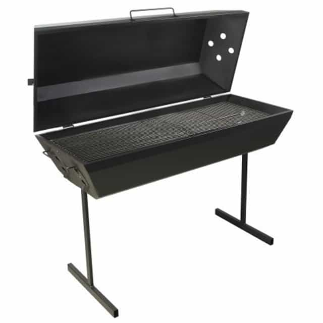 Carbon Diablo Mastergrill (pattegrisgrill)