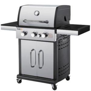 Cook>it 3+1 brændere